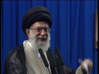 Supreme leader: halt Iran protests