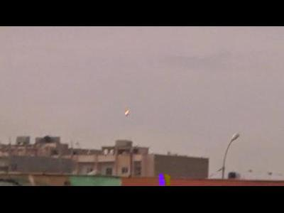 Fighter jet shot down over Benghazi