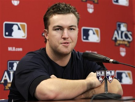New York Yankees Starting Pitcher Phil Hughes Answers