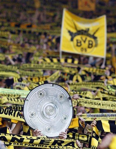 Dortmund Supporters