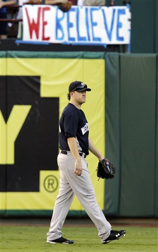 New York Yankees Starting Pitcher Phil Hughes Participates