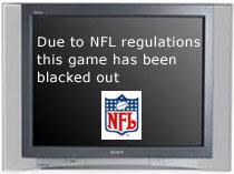 NFL blackout games