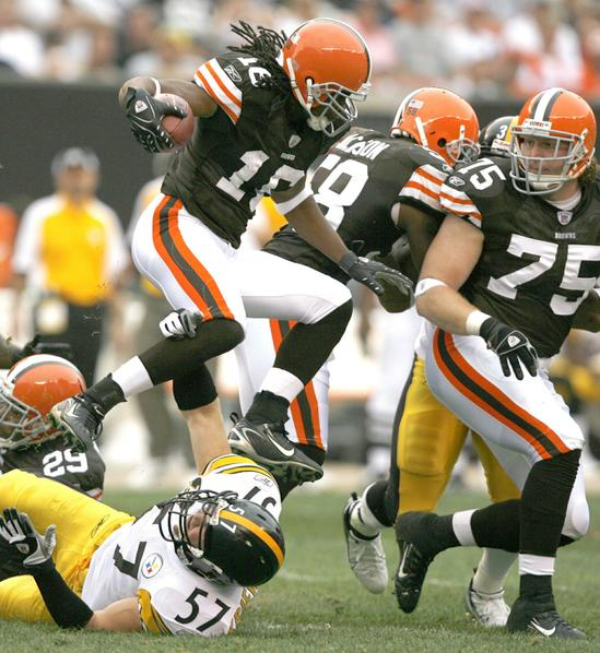 I'd really like to see Cribbs on a good team.
