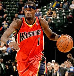 Steven Jackson Warriors