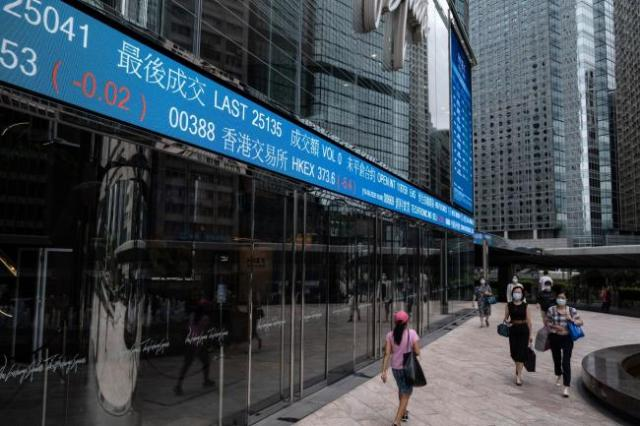 Hong Kong Bourse jumps to China Launch of stock index futures