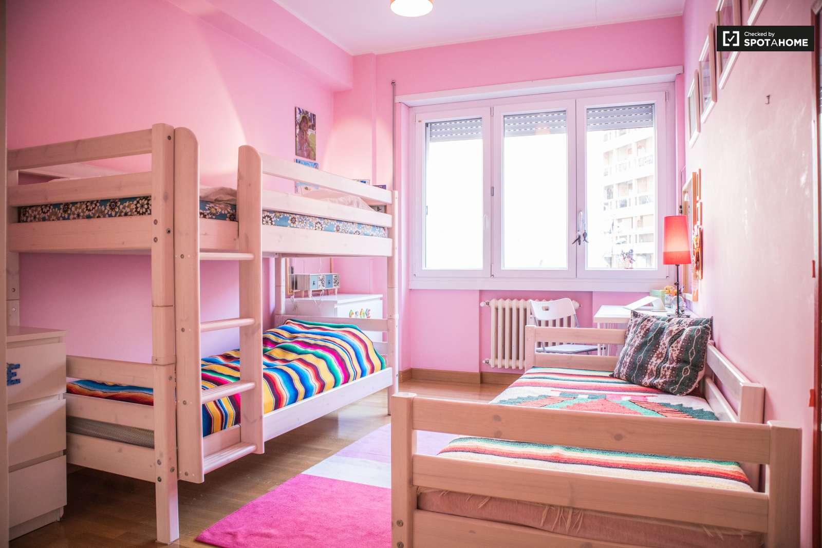 location chambres rome