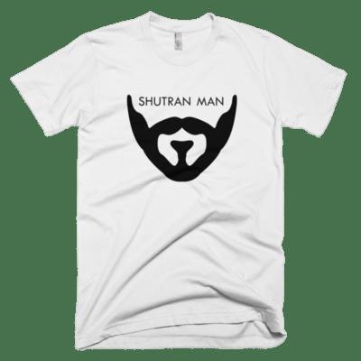 Short sleeve men's t-shirt | shutran man