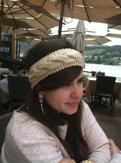 The Braided Headband