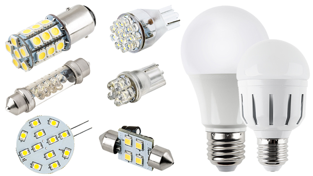 Rv Led Replacement Light Bulbs