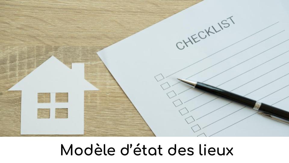 Modele Etat Des Lieux Gratuit Pdf Word Conforme Loi Alur 2020