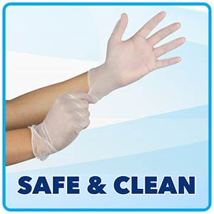 Safe And Clean