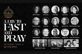 John Piper and Joni Eareckson Tada Lead Day of Prayer and Fasting for the World Amid Coronavirus Pandemic Along Other Christian Leaders