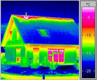 Infrared House, Gulf Coast Inspections