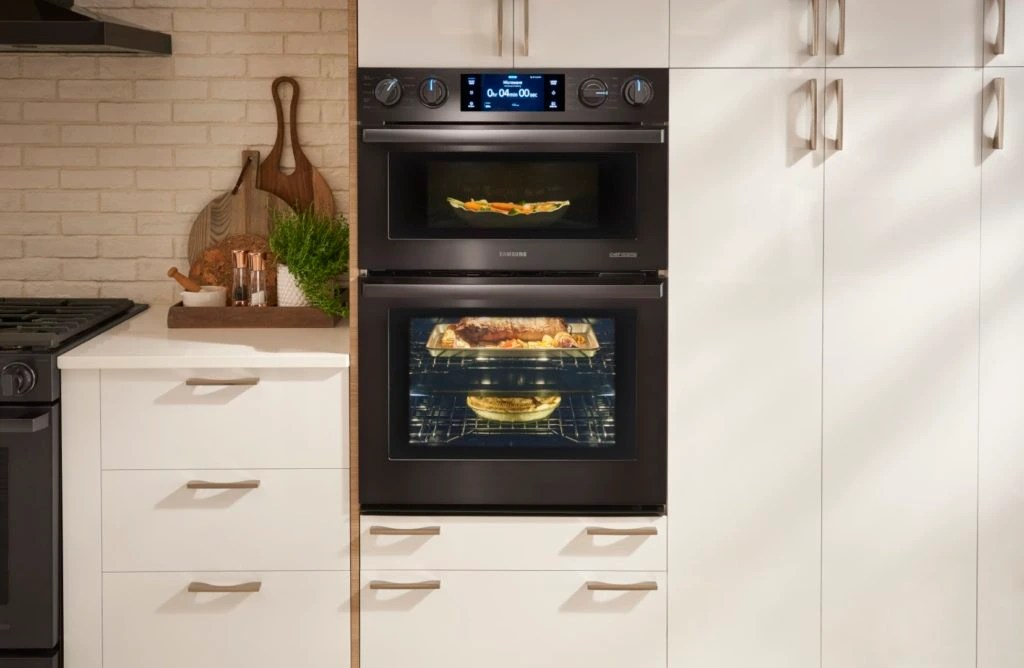 how to decide on the right samsung wall oven for you harris brandsource home furnishings