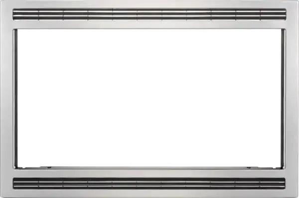 frigidaire 26 94 black stainless microwave trim kit mwtk27kf
