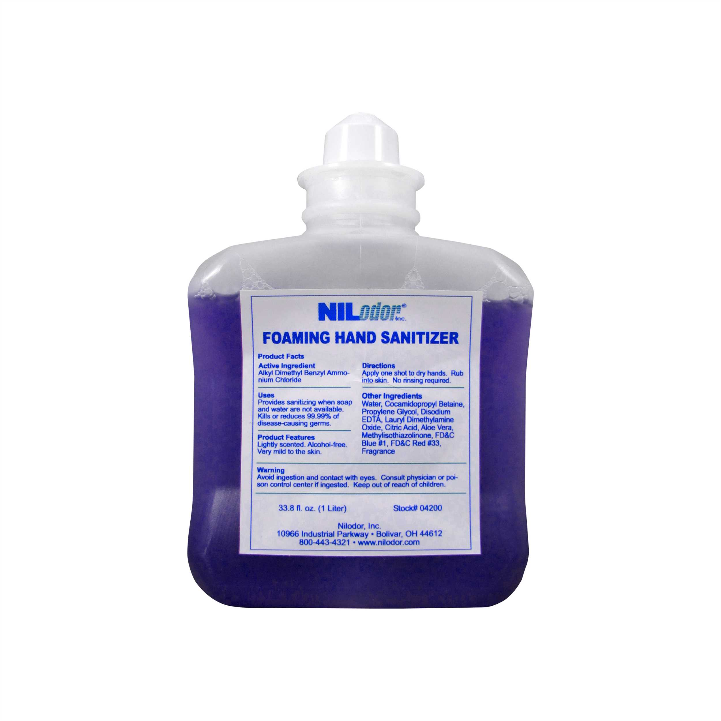 Hand Sanitizer Refill Picture