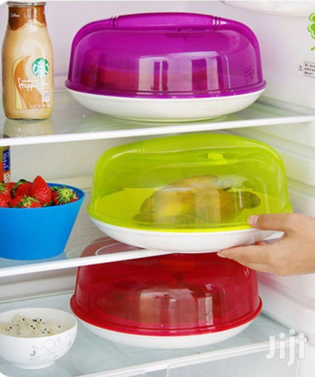 microwave plate covers