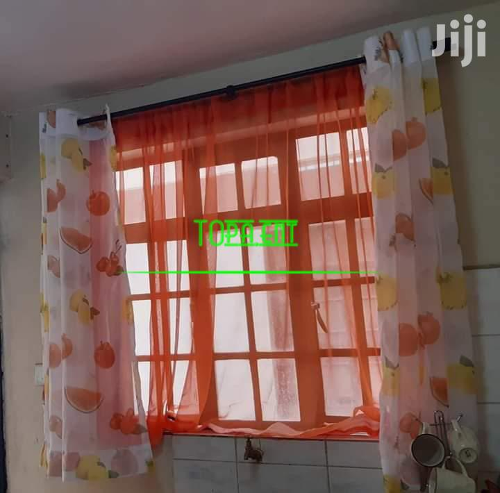 kitchen curtains complete