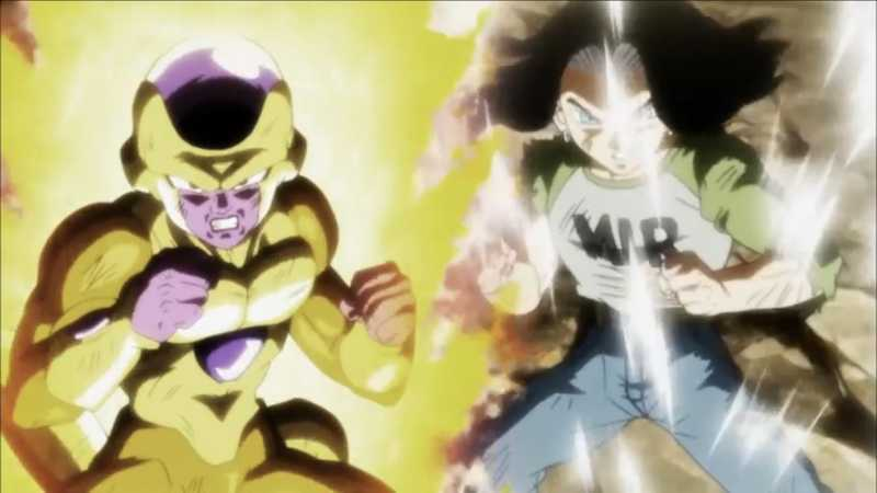 Great episode, just one more :( ... I really thought Frieza betrayed Goku..