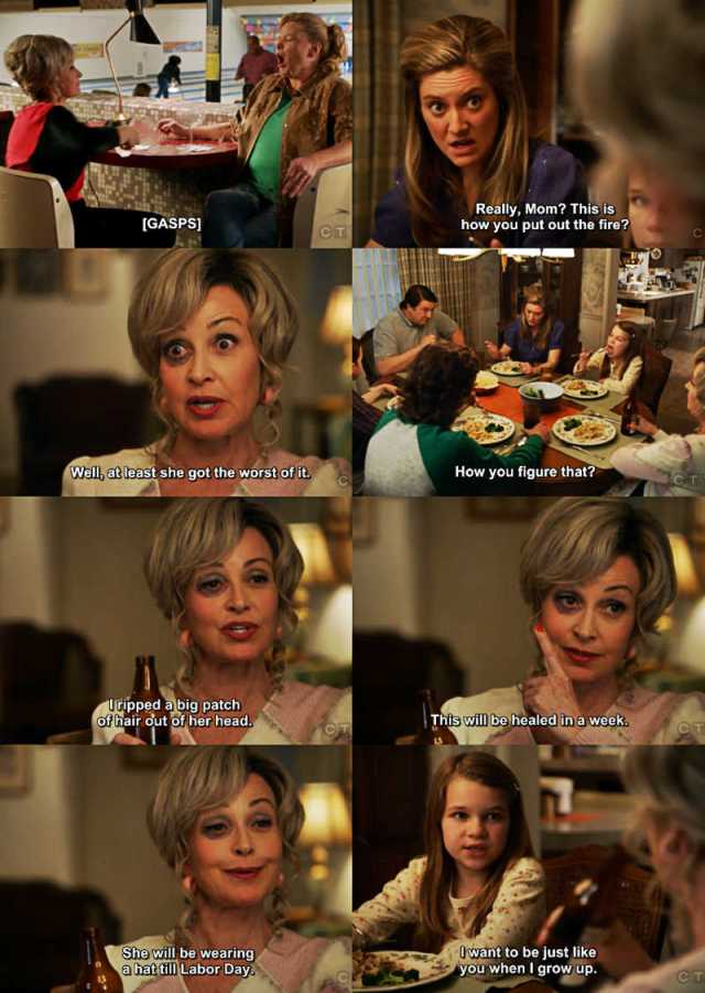 I super love the relationship between Missy and Meemaw. 😂💕