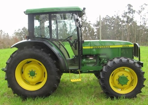 Deere Tractors 5200, 5300, 5400 and 5500 All Inclusive