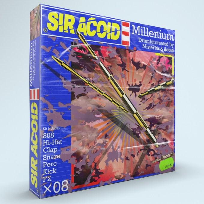 Sir Acoid Kit Vol 1 Mistersir