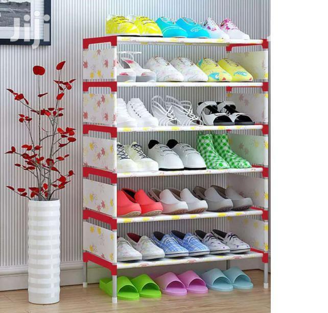 nice shoe rack