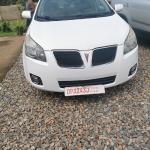 Archive Pontiac Vibe 2 4 4wd 2009 White In Adenta Municipal Cars Fafa Annan Jiji Com Gh