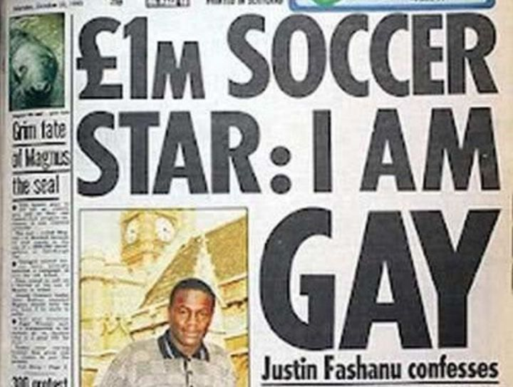 Il coming out di Fashanu | Numerosette Magazine