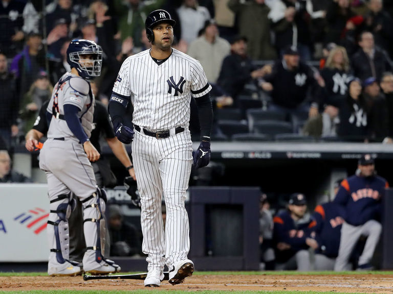 Yankees stay alive with win over Verlander, Astros