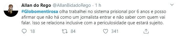 Internautas criticaram desculpas da Globo sobre o caso Suzi