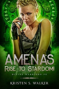 Amena's Rise to Stardom! by Kristen S. Walker