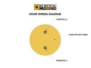 DIY 445nm M140 Diode