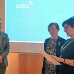 Inner Wheel Oulun lahjoitus ODL Oulun seudun vähävaraisille harrastaville lapsille ja nuorille