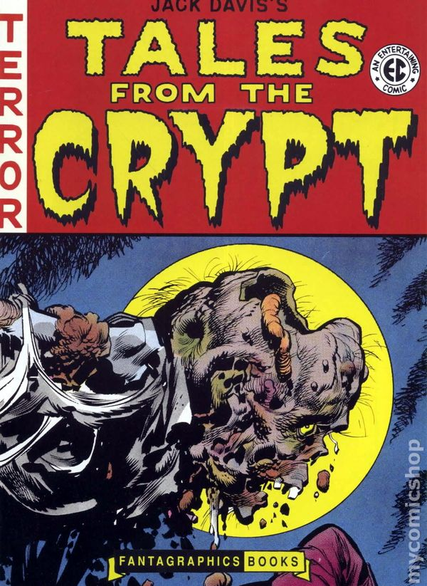 Tales From The Crypt Comic Books Issue 1