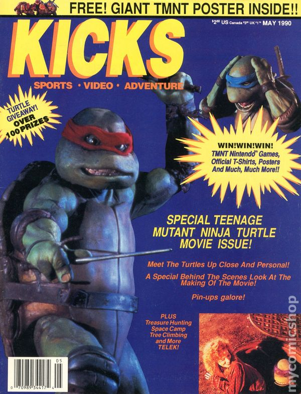 Comic Books In Teenage Mutant Ninja Turtles