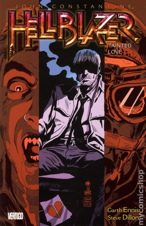 Hellblazer Tpb 2011 Present Dc Vertigo New Edition John