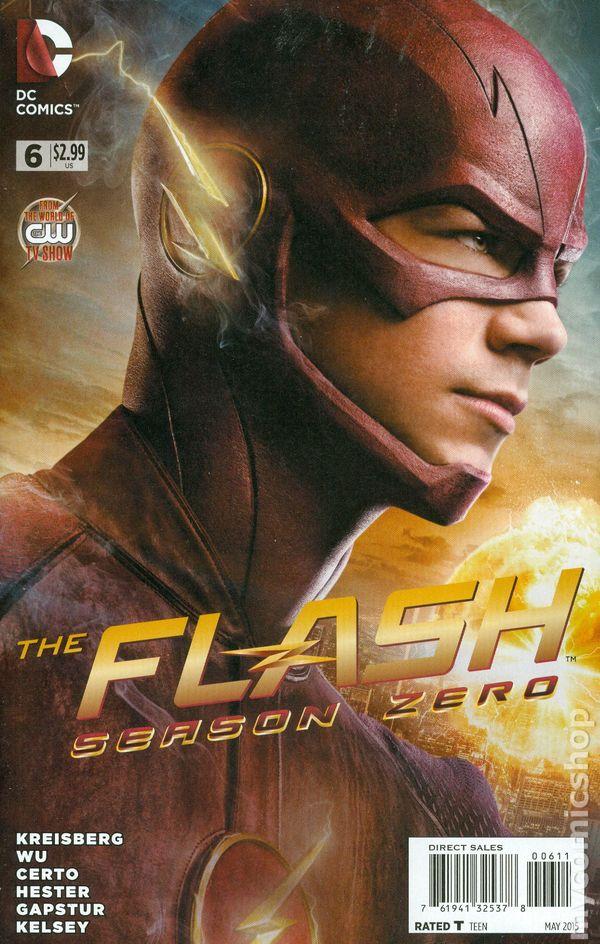 Flash Cw New Season