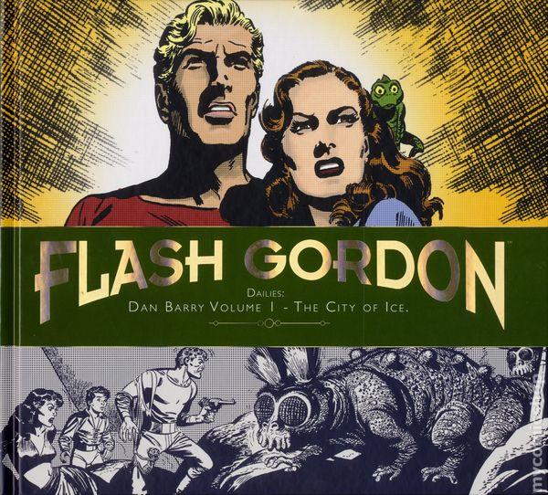 Image result for dan barry flash gordon book