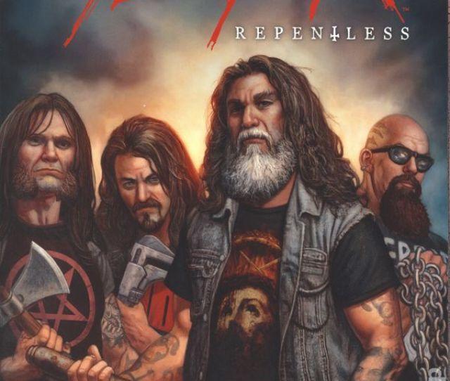 Slayer Repentless  Dark Horse
