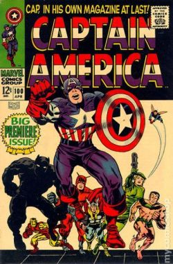 Vintage Marvel Comics Poster Series (Marvel) comic books