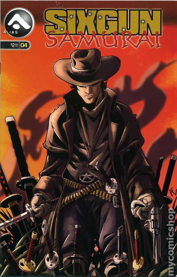 Six Gun Samurai 2005 Comic Books