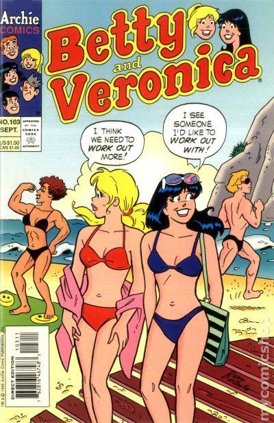 Comic Books In Bikini