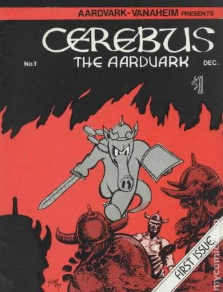 Image result for cerebus 1