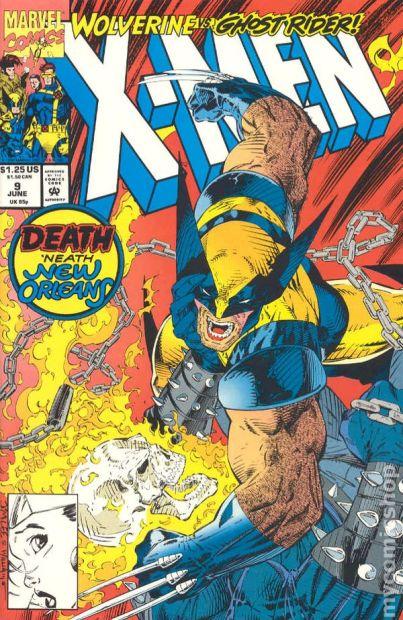 marvel comics book