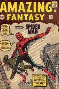 Amazing Fantasy #15