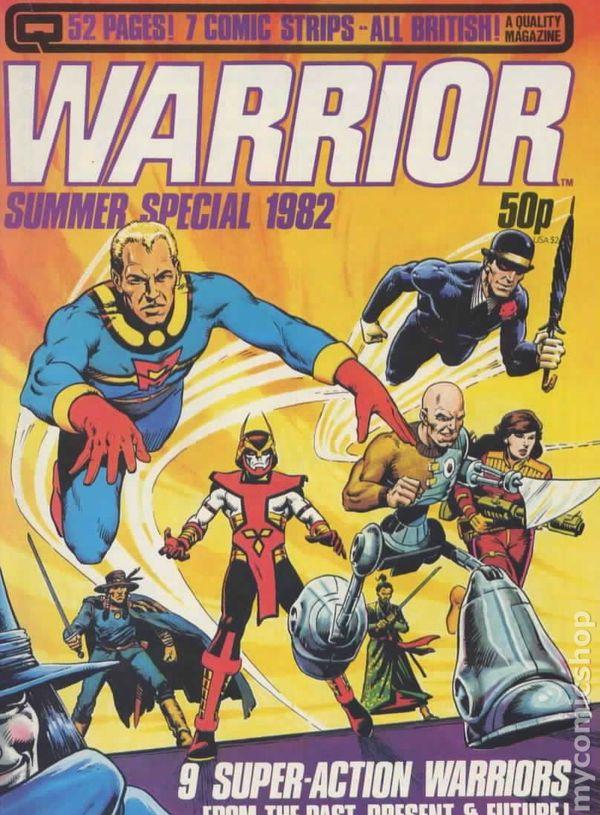 Image result for warrior magazine