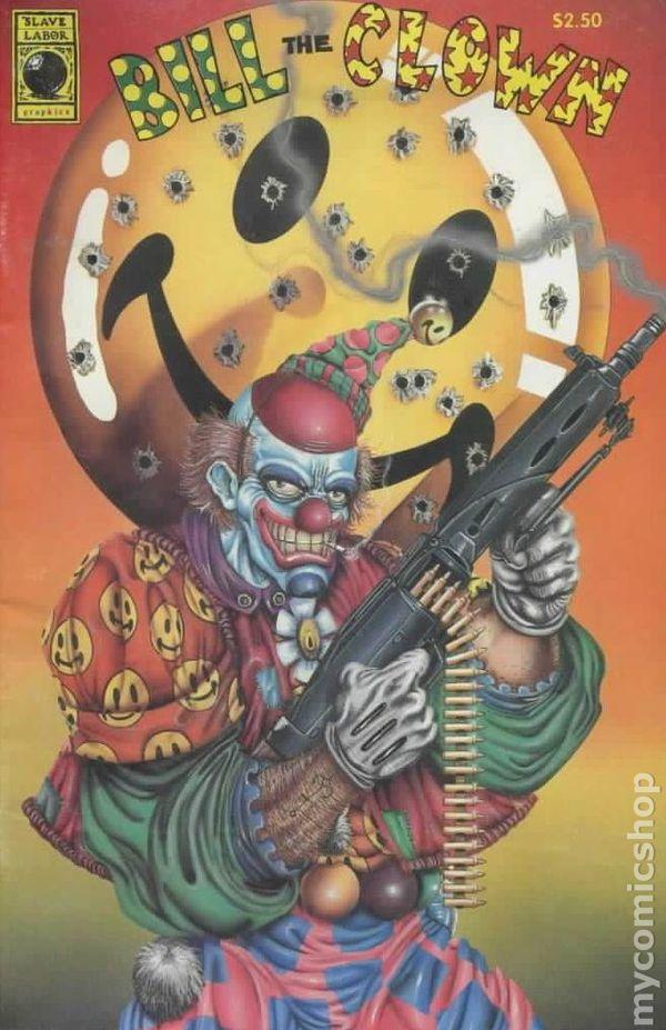 Bill The Clown 1992 Comic Books