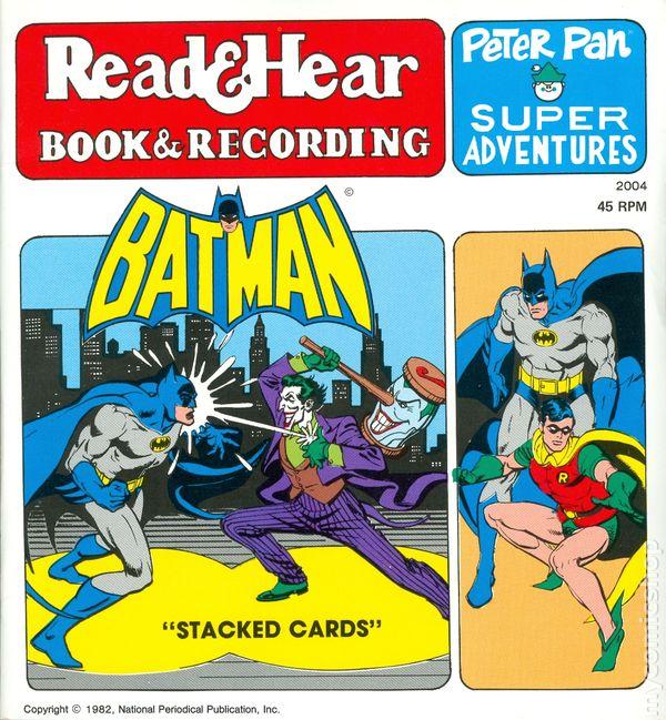 Comic Books In Peter Pan ComicRecord Set