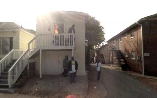 Art Fag City, Jon Rafman, Google Street View